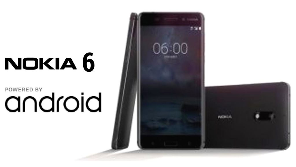 Nokia 6 Android