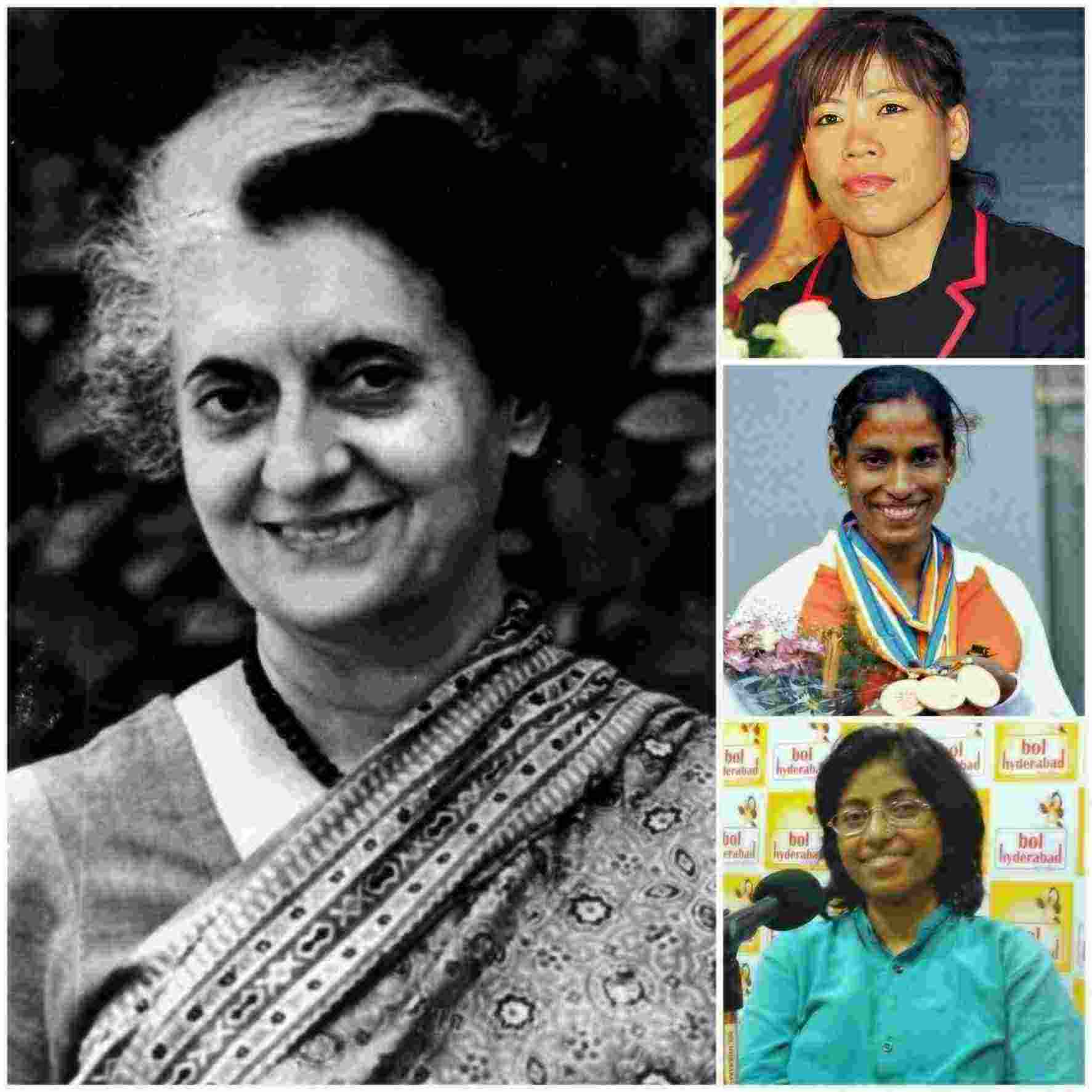 Top Inspiring Women of India
