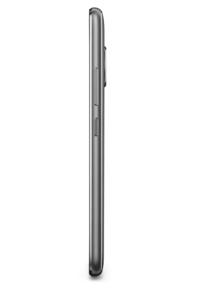 Moto G5 Plus Side View