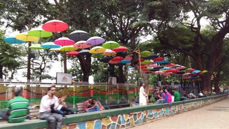 शिवाजी पार्क selfie point सेल्फी पॉइंट