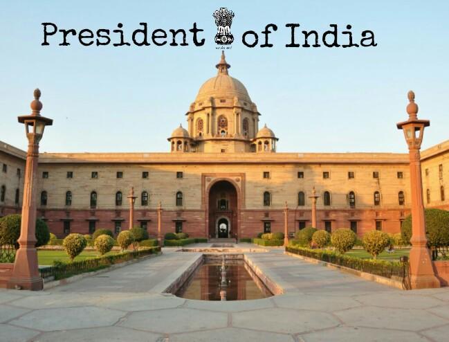 Presidential poll 2017, Presidential Poll, Power of President of India