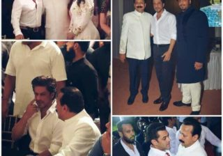 Baba Siddique, Baba Siddique's Iftaar Party 2017, Salman Khan and Shahrukh Khan in Baba Siddique's Iftaar Party