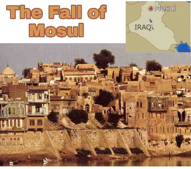 Mosul, Mosul Story,