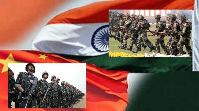 Indo-china face off, India China Military, India China Army, Army of India and China, India China Dispute