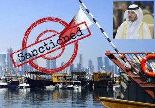 Qatar Sanction, Economic Sanction by UAE, Saudi Arabia, Egypt & Turkey
