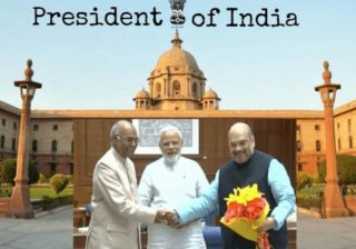 Ram Nath Kovind becomes President of India, President of India Announced, Ram Nath Kovind announced India's President