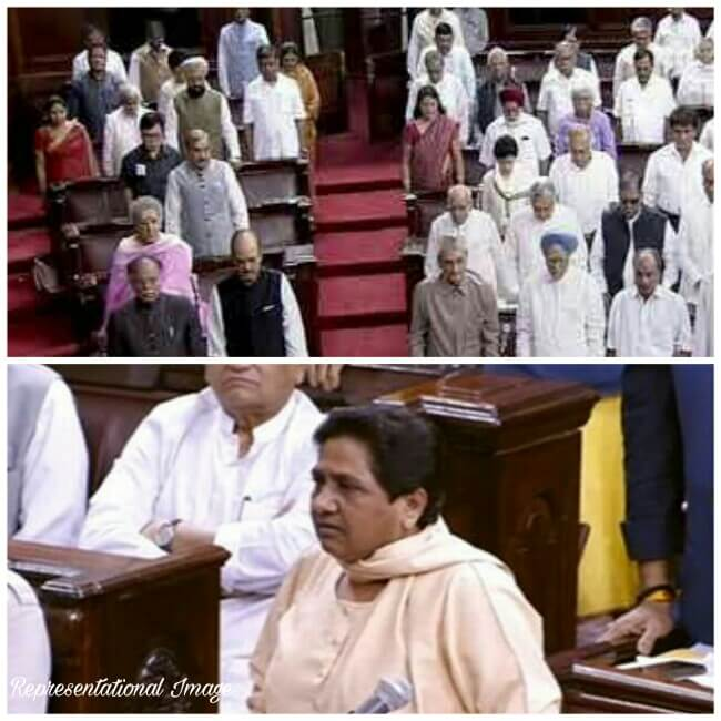 Mob Lynching Discussion in Rajya Sabha Tomorrow, Opposition Protest for discussion on Mob Lynching