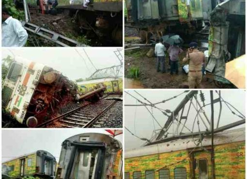 Nagpur-Mumbai Duronto express derailment, Nagpur Mumbai Duronto Derailment