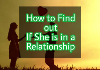 Find out Girl's relationship status, How to find our Girl's relationship status