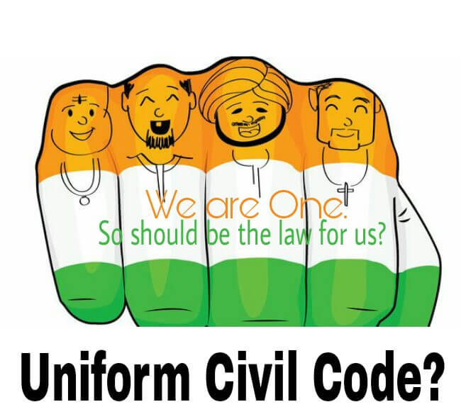 Call for Uniform Civil Code, Uniform Civil Code Need in India, India calls for Uniform Civil Code