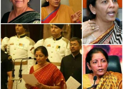 Nirmala Seetharaman Appointed as Defence Minister of India, Nirmala Seetharaman in Defence Ministry