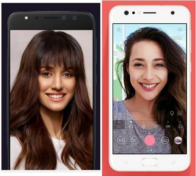 Asus Zenfone 4 Selfie and Asus Zenfone 4 Selfie Pro, Asus Zenfone 4 Selfie Pro Images