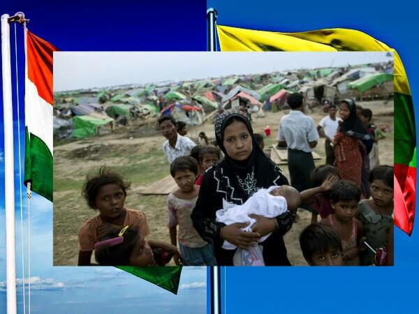 Rohingya Muslims, Rohingya Muslim Refugee