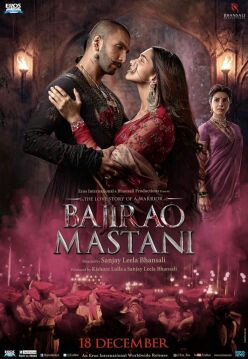 Bajirao Mastani - The Movie