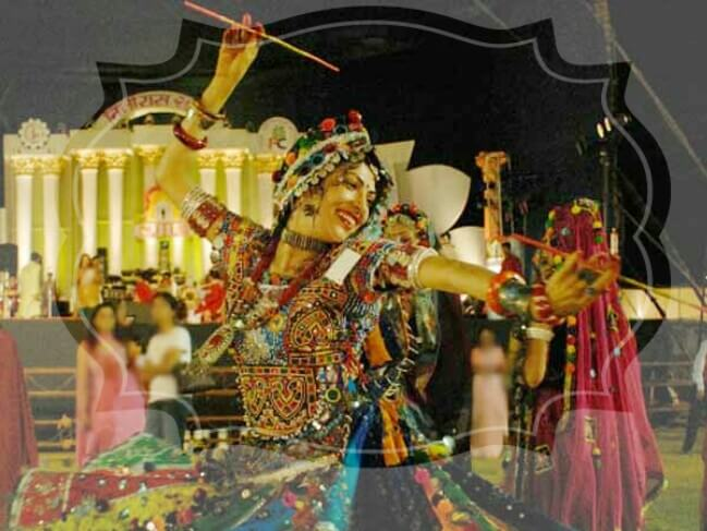 Garba and Dandiya during Navratri, Reason for Garba in Navratri,