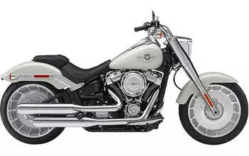 Harley-Davidson-Fat-Boy, Harley Fat Boy India,