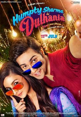 Varun Dhawan and Alia Bhatt in 'Humpty Sharma Ki Dulhaniya', Varun Dhawan in Humpty Sharma ki Dulhaniya