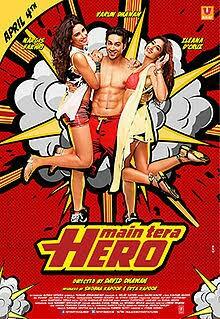 Varun Dhawan in 'Main Tera Hero', Main Tera Hero featuring Varun Dhawan, Varun Dhawan Main Tera Hero