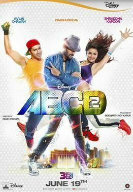 ABCD 2 featuring Varun Dhawan, Varun Dhawan in ABCD 2