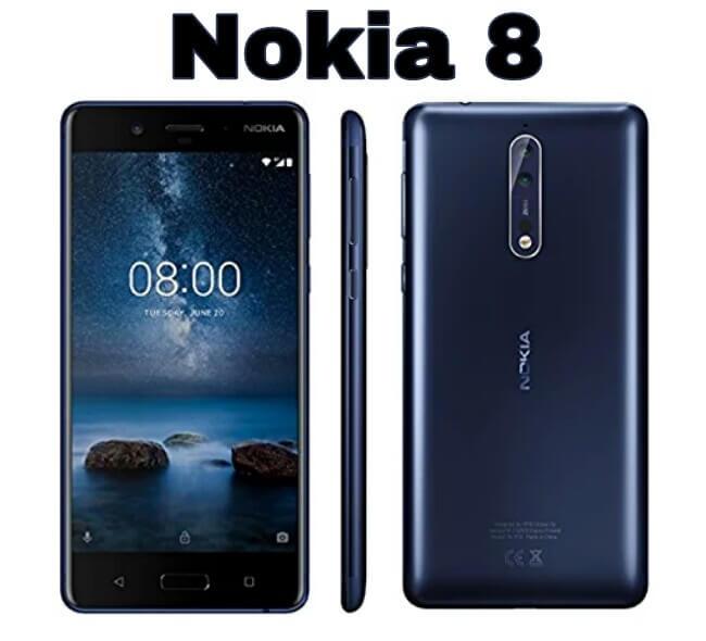 Nokia 8 Specs and Features, Image Nokia 8, Nokia 8 look