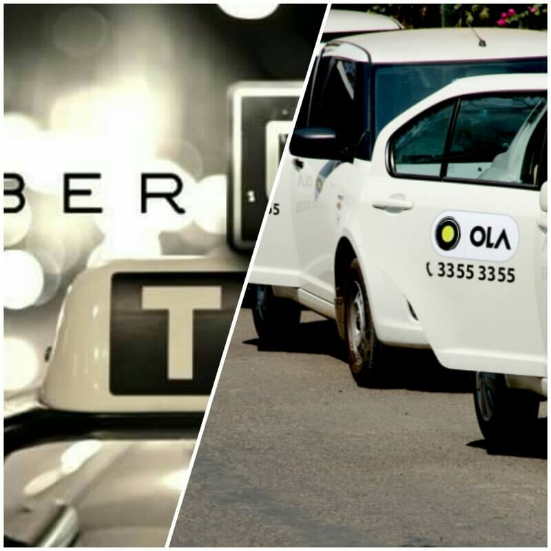 Ola, Uber on strike on 21 March 2017