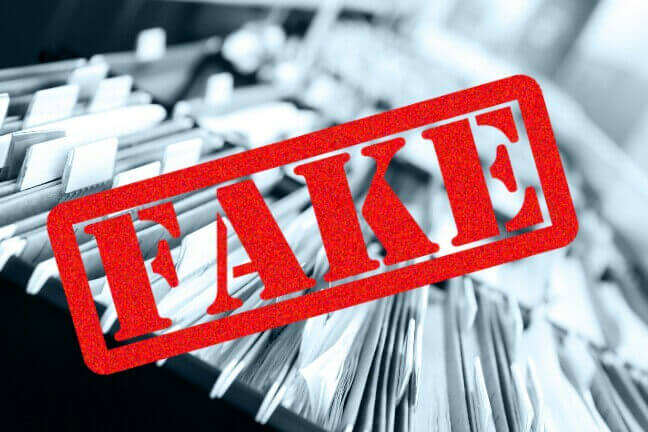 Fake your Documents for Education and Employment, Know the ...