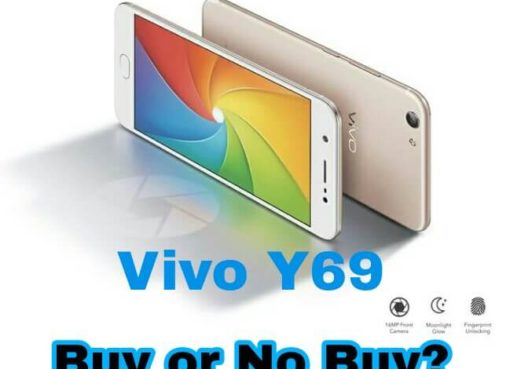 Vivo Y69 Launched in India