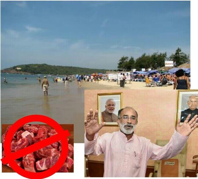 Tourism Ministry to Tourists, Tourism Minister to Tourists in India, India on Beef Ban