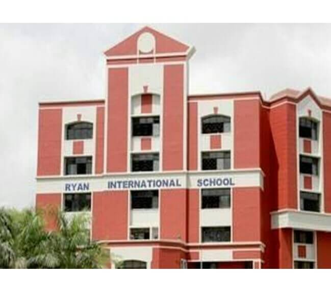 Pradyuman Thakur School Ryan International, Ryan International School where Pradyuman Thakur Studied