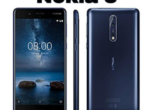 Nokia 8 Specs and Features, Image Nokia 8, Nokia 8 look