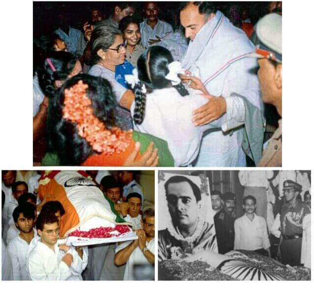 Rajiv Gandhi's Assassination, Rajiv Gandhi History, Rajiv Gandhi assassination, prime minister assassination
