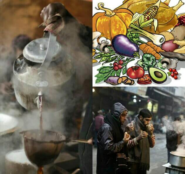 Winter Foods for Being Healthy, Healthy Foods during Winter, Strict no foods during winter, foods to avoid during winter