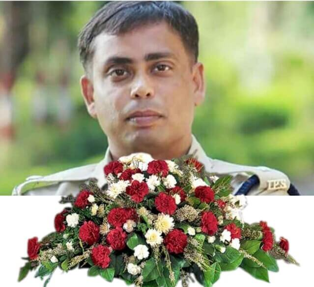 Devashish Deo, IPS Officer Died, Deo Died, IPS Officer Devashish Died