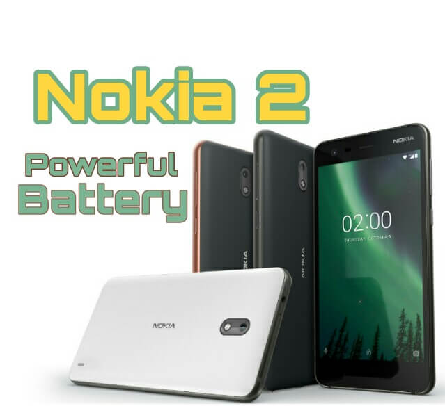 Nokia 2 With 4100 mAh Battery, Nokia 2 Image, Nokia 2 pics, Nokia 2 battery