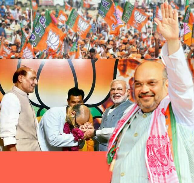 Amit Shah The Face of BJP, BJP President, Amit Shah history, About Amit Shah, Amit Shah Chanakya