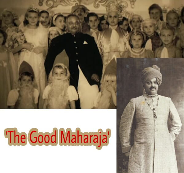 Good Maharaja Saved Polish Lives, Maharaja saved Polish Lives, Polish refugees saved lives