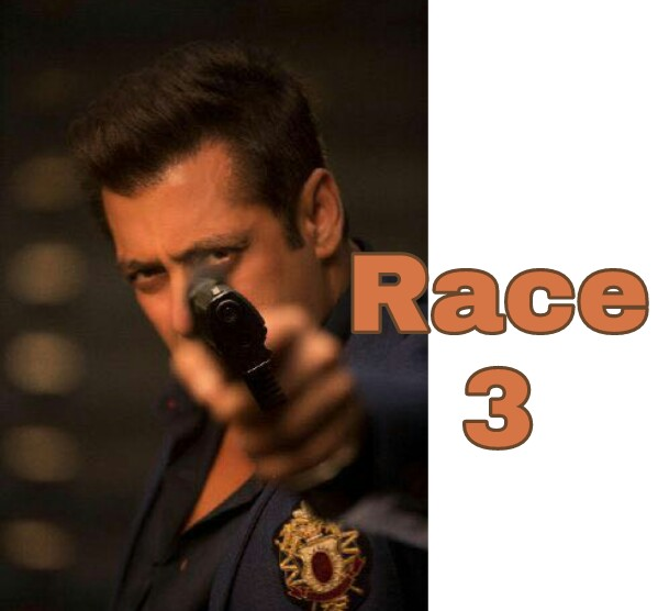 Race 3 First Look. Race 3 by Salman Khan, Salman Khan first look in Race 3