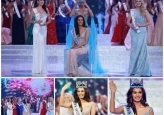 Manushi Chhillar, Miss World 2017, Winner Miss World 2017, Miss World 2017 Winner,