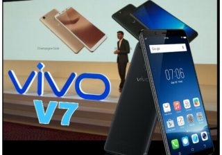 Vivo V7 Launched in India, Vivo V7 launched, Vivo V7 specs