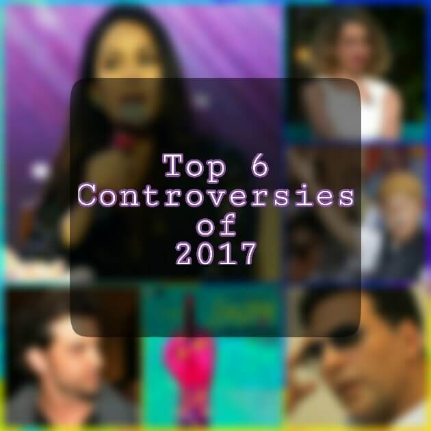 Bollywood controversy 2017, Controversial 2017, Bollywood Controversial 2017