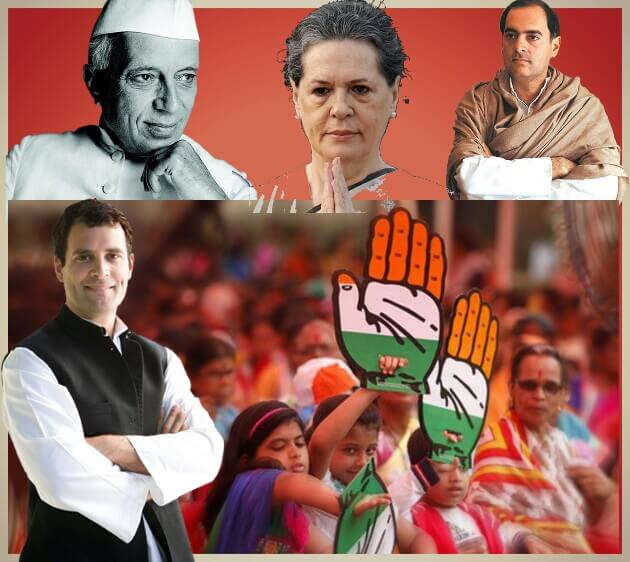 Congress Party History, Congress Party Ups and Downs, Emotional Moments in Congress Part, Congress Party details