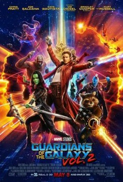 Guardians of the Galaxy Vol 2, Guardians of the Galaxy Vol 2 Poster