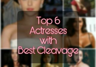 Actresses with Best Cleavage, Best Cleavage, Best Cleavage in Hollywood
