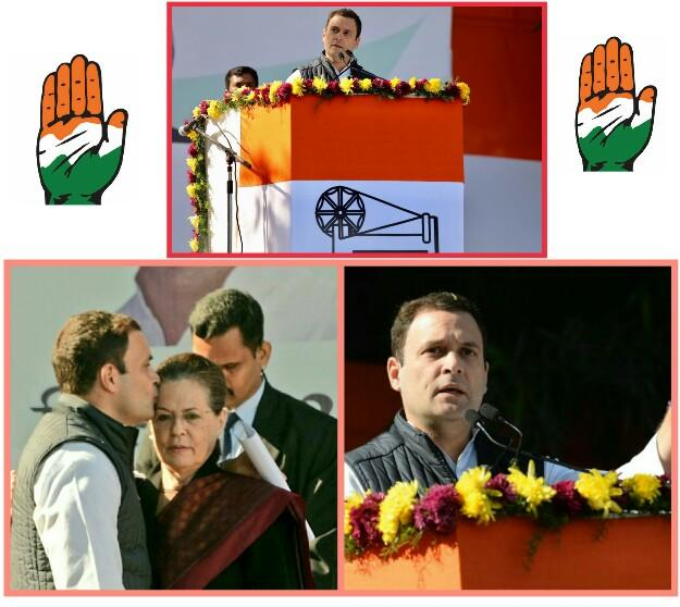 Rahul Gandhi Elected as Party President, Party President Rahul Gandhi, Rahul Gandhi Congress Party