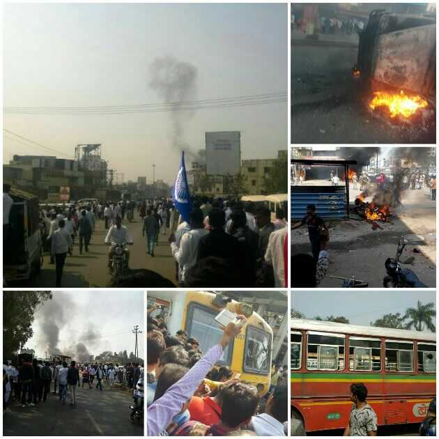 Maharashtra Bandh has been Called For, Pune Caste Clash, Pune Dalit Clash,
