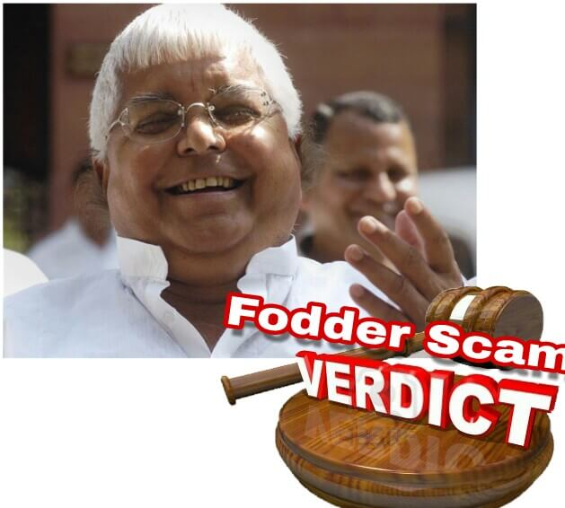 Fodder Scam Verdict, Lalu Sentencing, Verdict on Fodder Scam, Verdict on Lalu Yadav