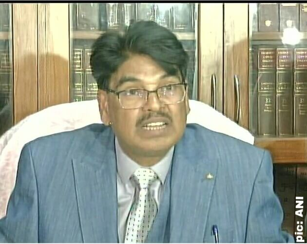 Manan Kumar Mishra, Bar Council of India Chairman, BCI Chairman