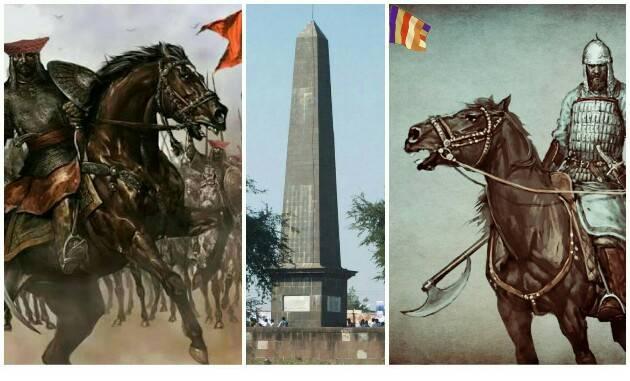 bhima koregaon battle, maratha vs dalit mahars, violence between maratha and dalits, peshwa vs mahars