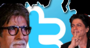 Amitabh Bachchan Quitting Twitter, Amitabh Bachchan and Shahrukh Khan, Shahrukh Khan Leading on Twitter, Amitabh Bachchan Lags on Twitter