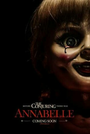 Annabelle, Annabelle poster, Annabelle slasher movie